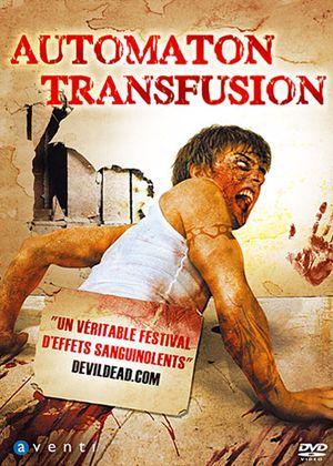 affiche du film Automaton Transfusion