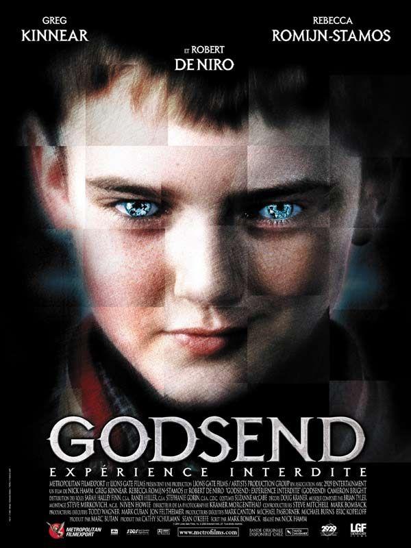 affiche du film Godsend, expérience interdite