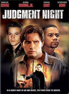 affiche du film Le jugement de la nuit