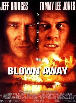 affiche du film Blown Away