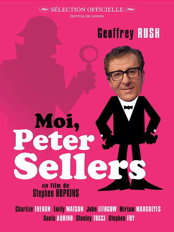affiche du film Moi, Peter Sellers