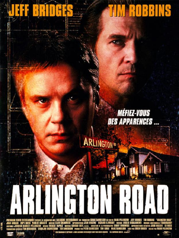 affiche du film Arlington Road