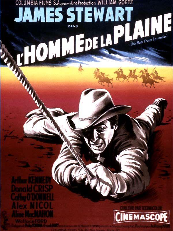 affiche du film L'homme de la plaine