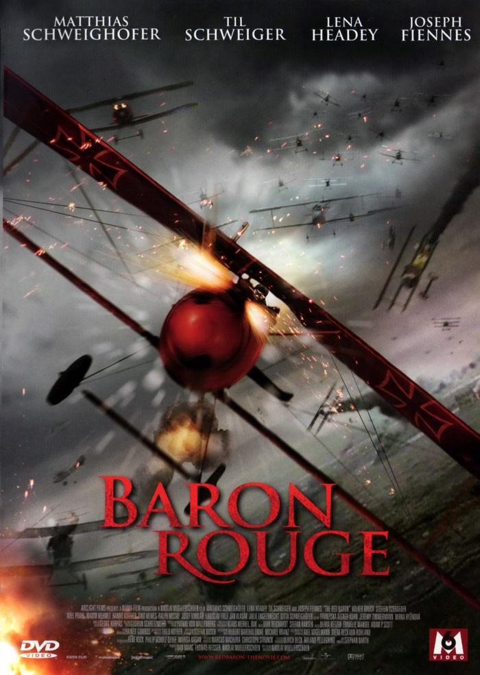 affiche du film Baron rouge
