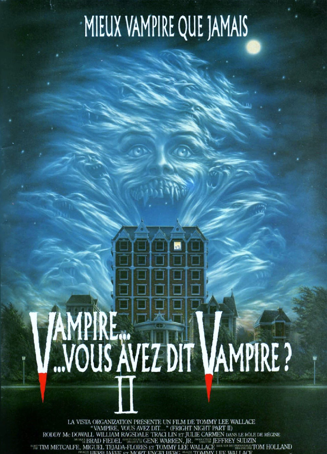 affiche du film Vampire, vous avez dit vampire ? II