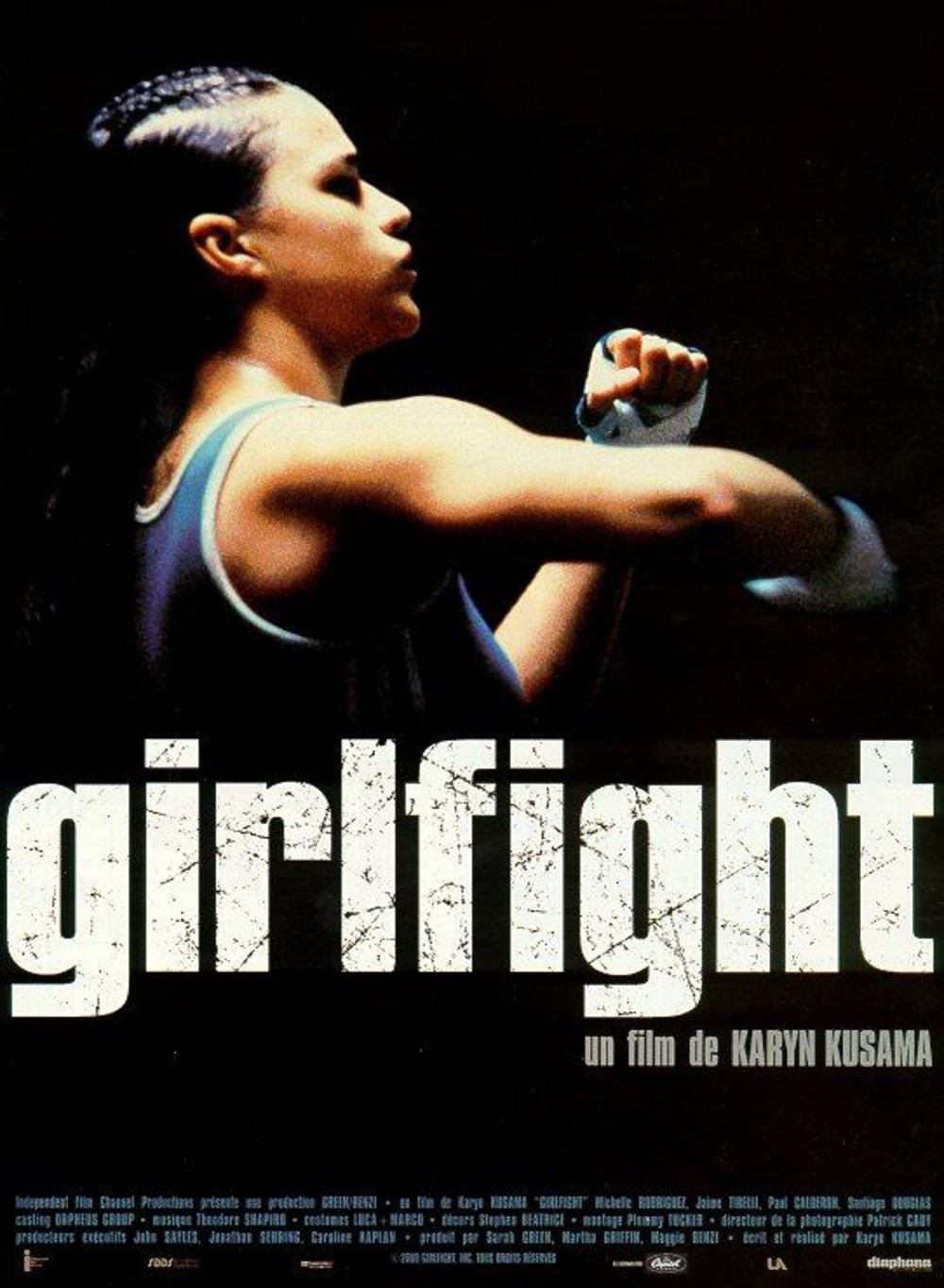 affiche du film Girlfight