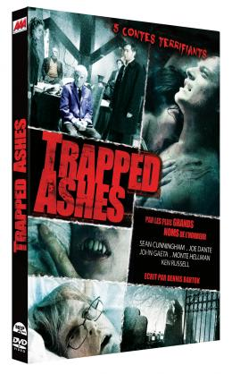 affiche du film Trapped Ashes