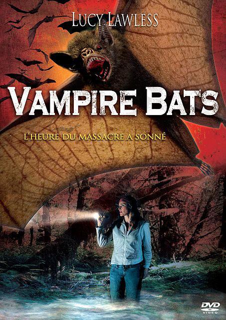 affiche du film Bats, l'invasion des chauves-souris (TV)