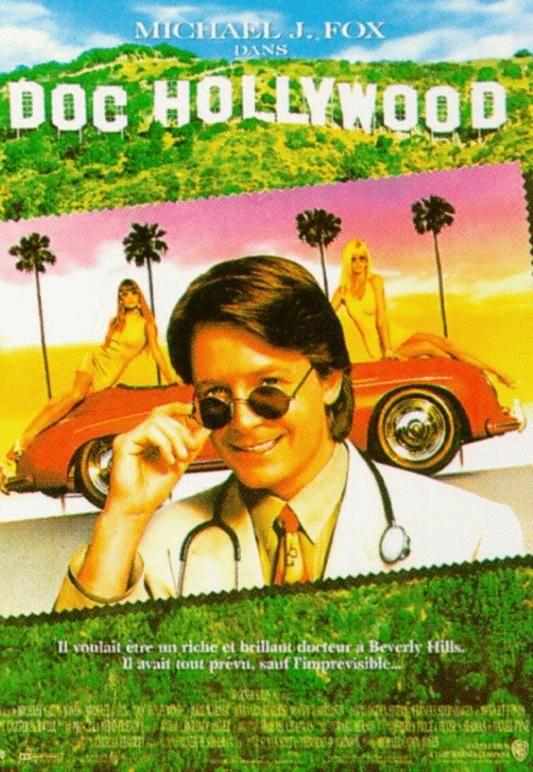 affiche du film Doc Hollywood