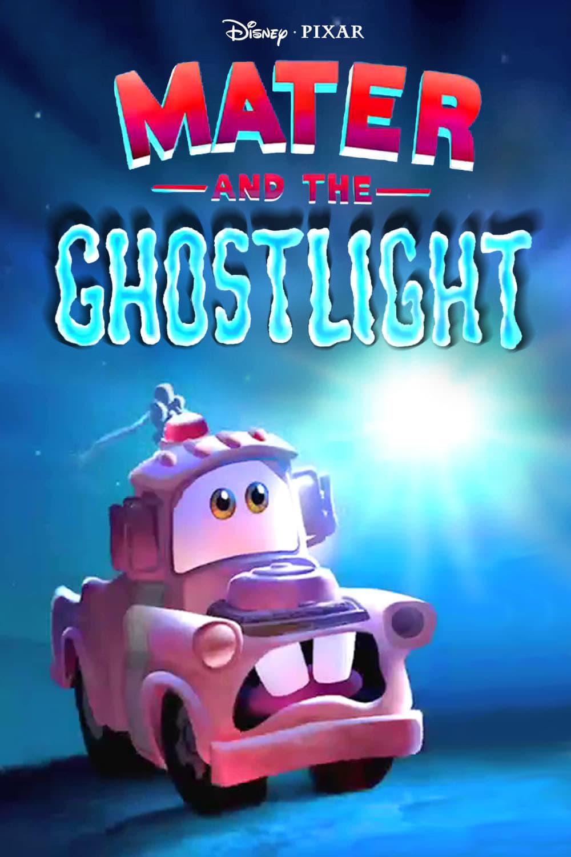 affiche du film Martin et la lumière fantôme