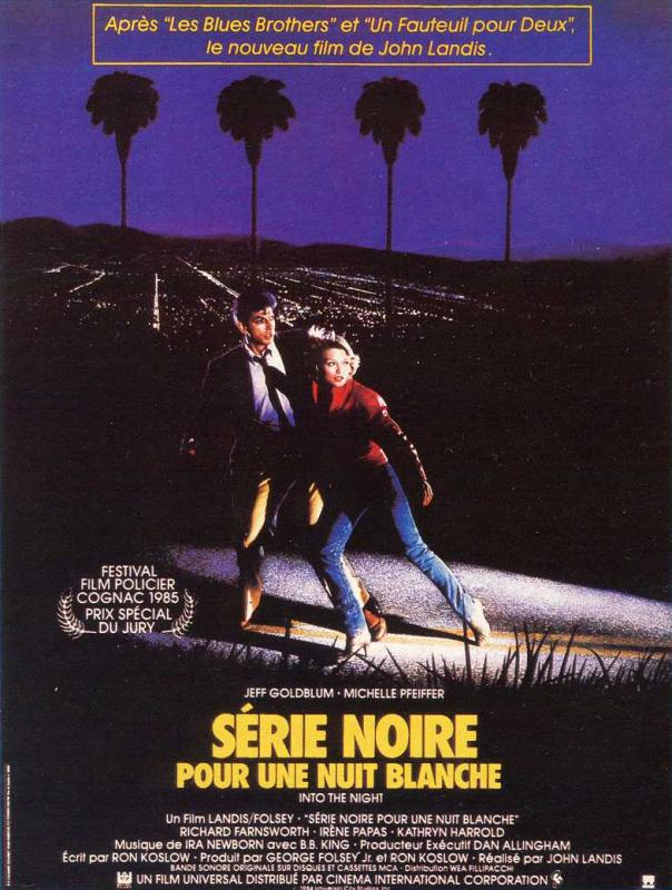affiche du film Série noire pour une nuit blanche