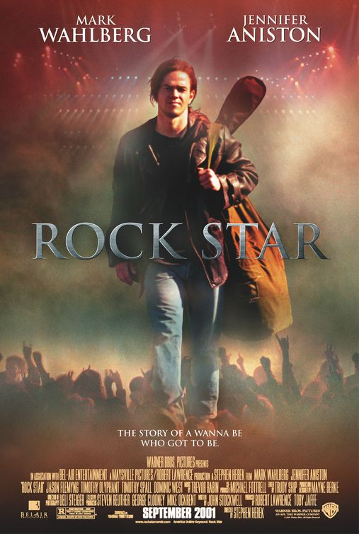 affiche du film Rock Star (2001)