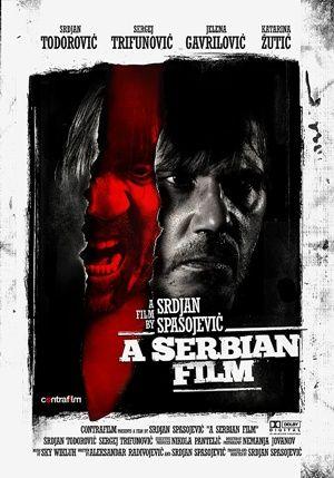 affiche du film A Serbian Film