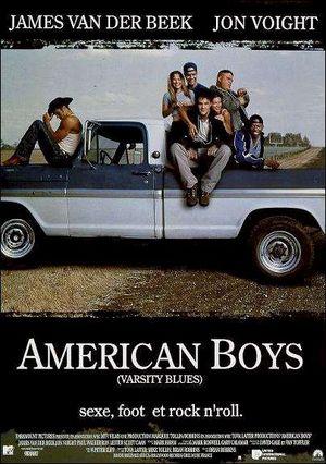 affiche du film American Boys