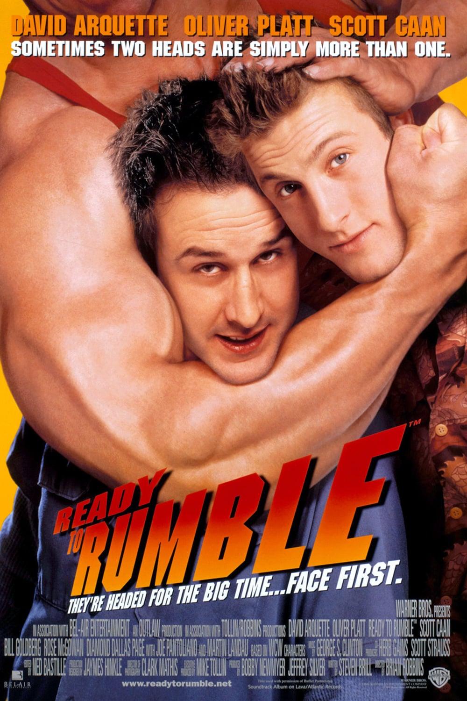 affiche du film Ready to Rumble