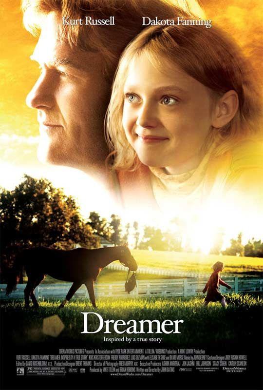 affiche du film Dreamer : Inspiré d'une histoire vraie