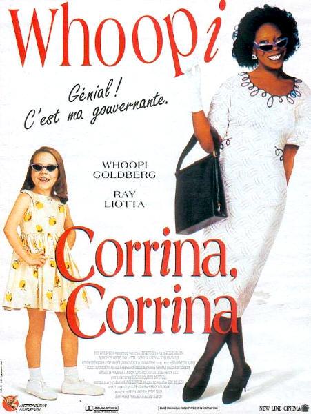 affiche du film Corrina, Corrina