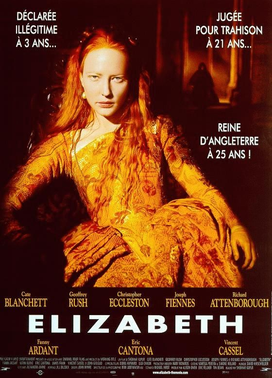 affiche du film Elizabeth