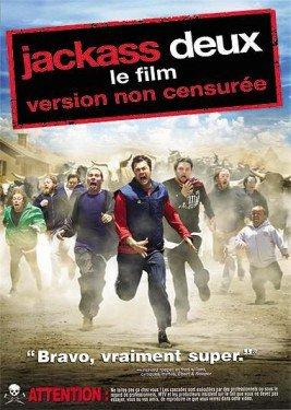affiche du film Jackass Deux, le film