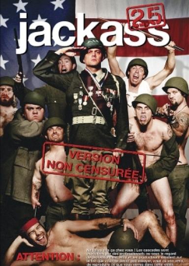 affiche du film Jackass 2.5