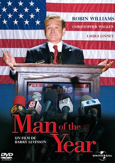 affiche du film Man of the Year