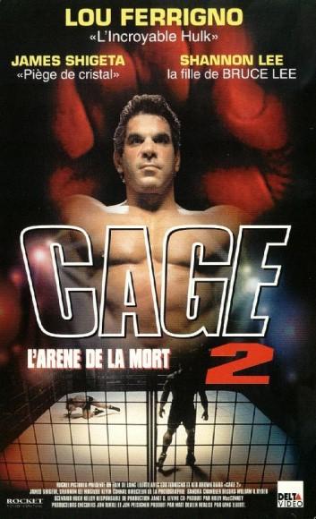 affiche du film Cage 2