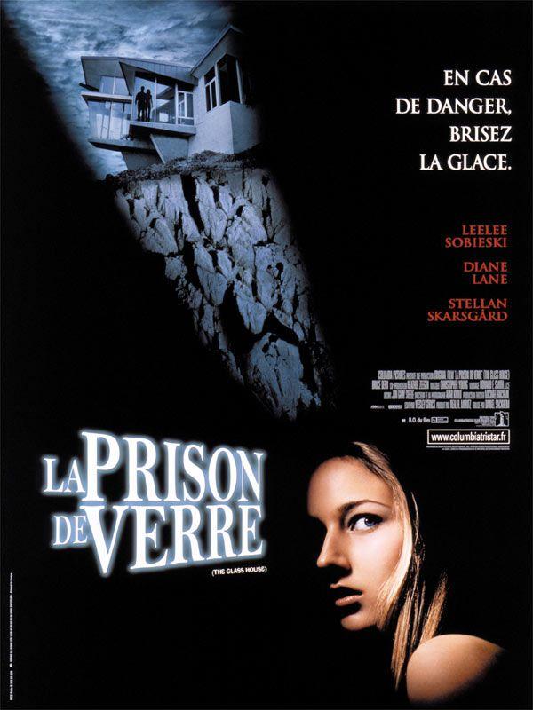 affiche du film La prison de verre