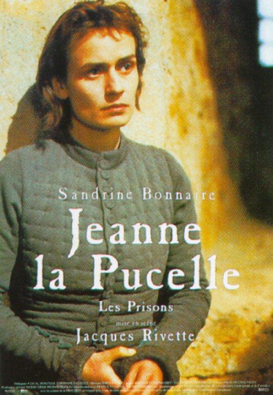 affiche du film Jeanne la Pucelle II: Les prisons