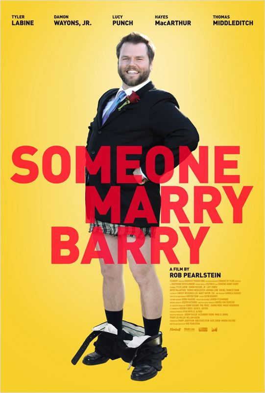 affiche du film Someone Marry Barry