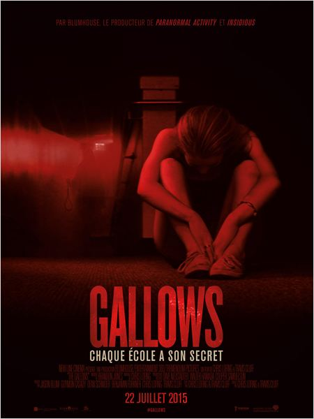 affiche du film Gallows
