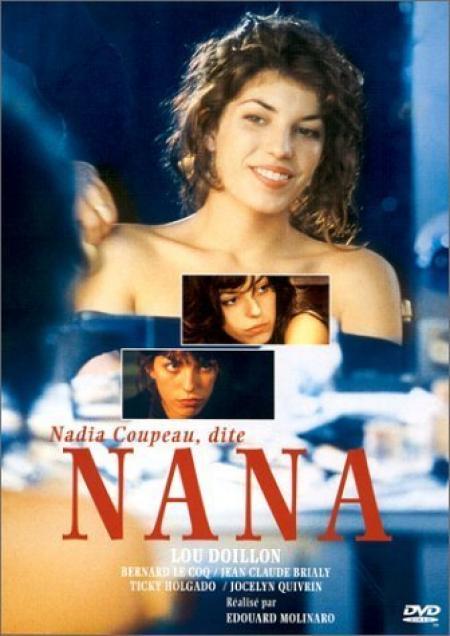 affiche du film Nadia Coupeau, dite Nana (TV)