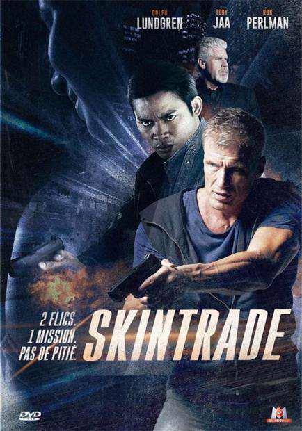 affiche du film Skin Trade