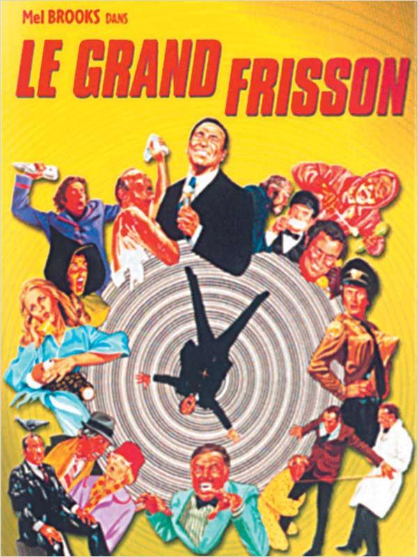 affiche du film Le Grand Frisson