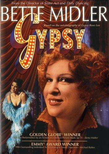 affiche du film Gypsy (TV)