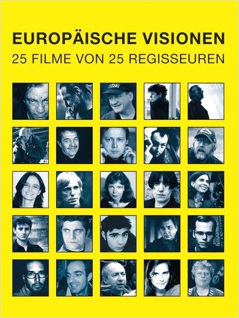 affiche du film Visions of Europe