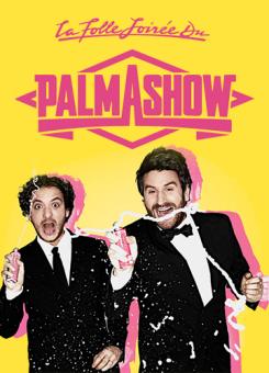 affiche du film La folle soirée du Palmashow (TV)