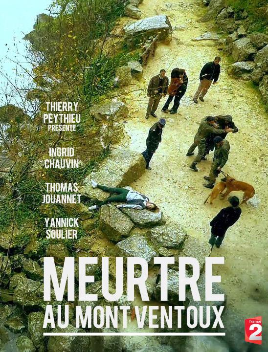 affiche du film Meurtre au Mont Ventoux (TV)