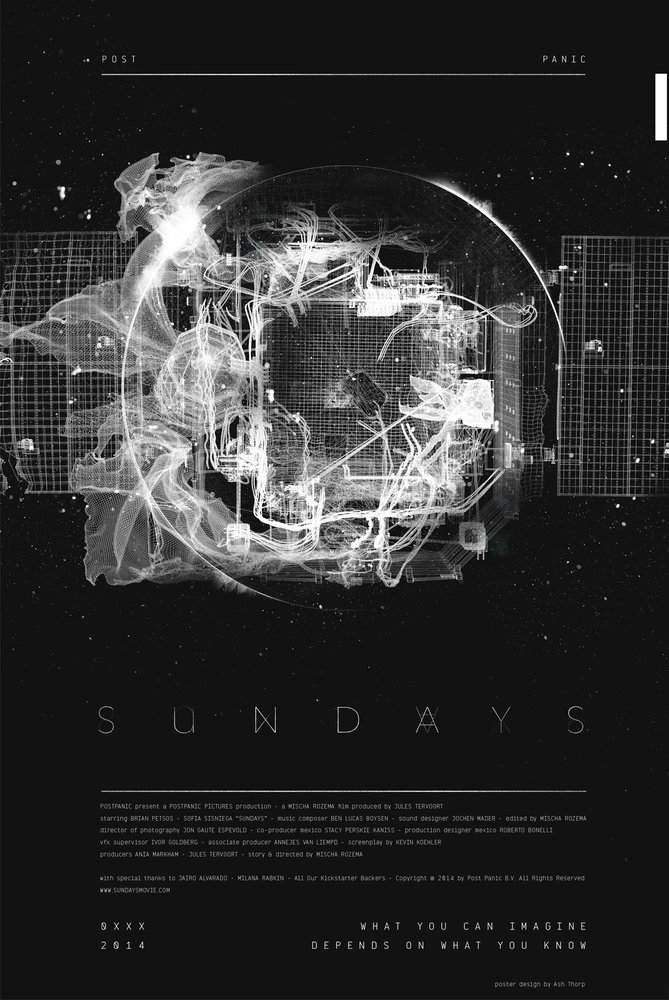 affiche du film Sundays