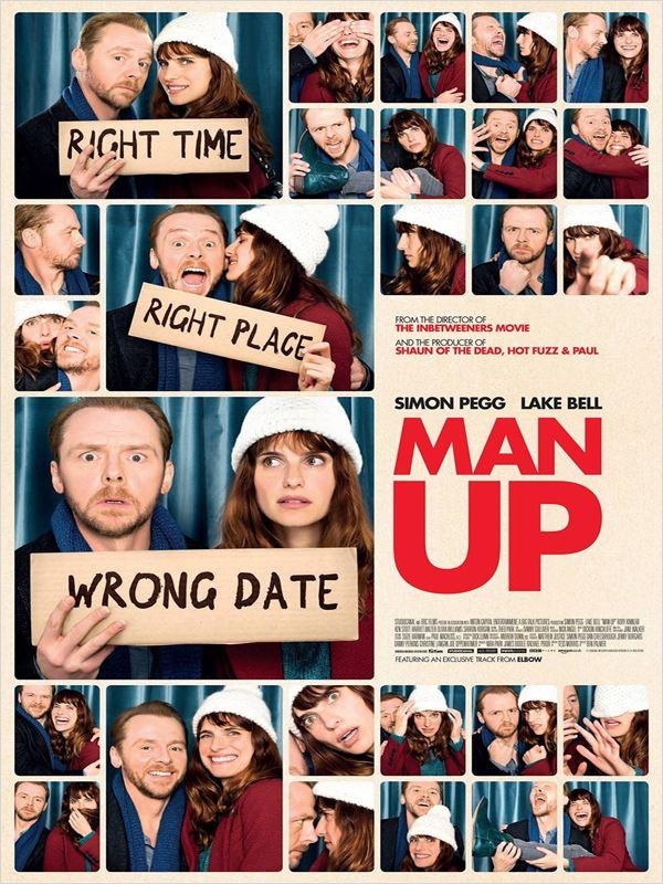 affiche du film Man Up