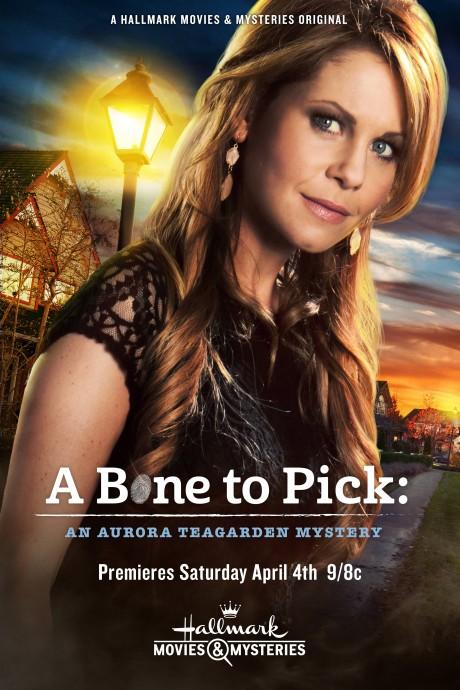 affiche du film Aurora Teagarden : Un crime en héritage (TV)