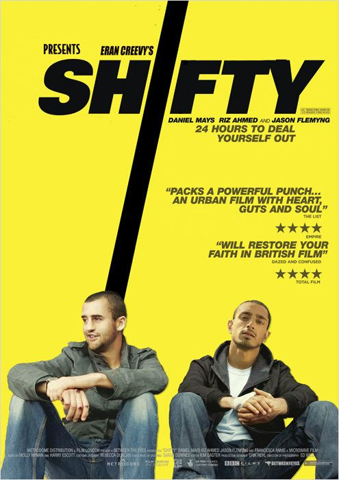 affiche du film Shifty