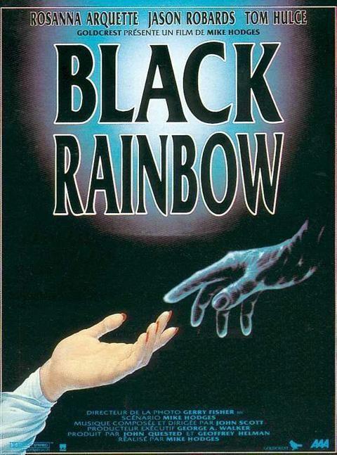 affiche du film Black Rainbow