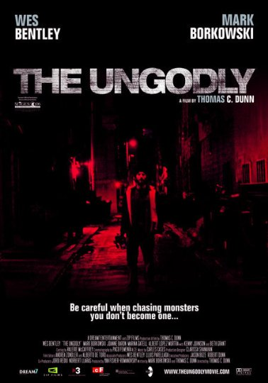 affiche du film The Ungodly