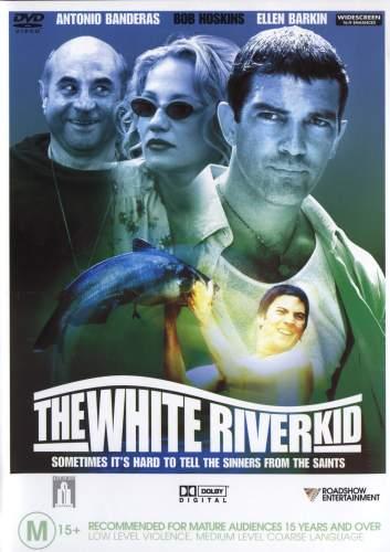 affiche du film The White River Kid