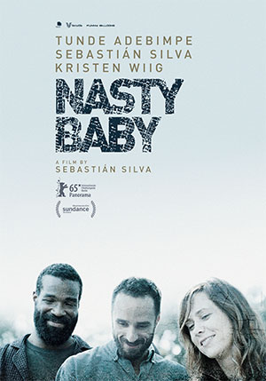 affiche du film Nasty Baby
