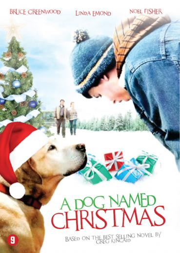 affiche du film A Dog Named Christmas (TV)