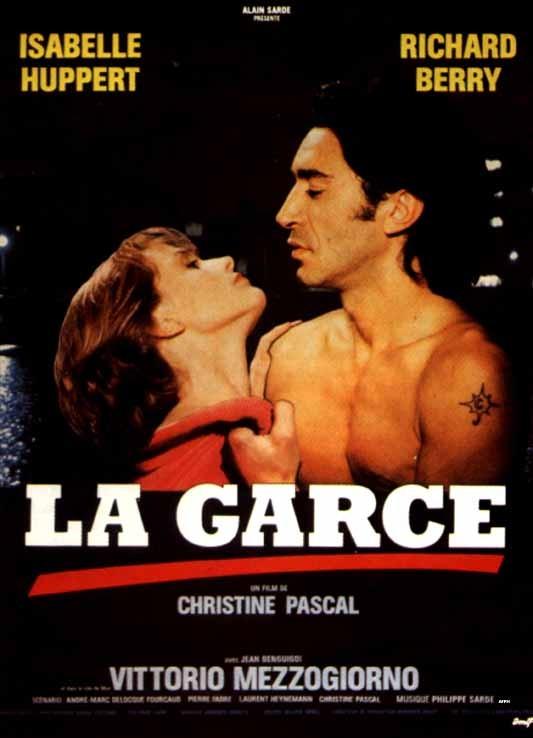 affiche du film La Garce