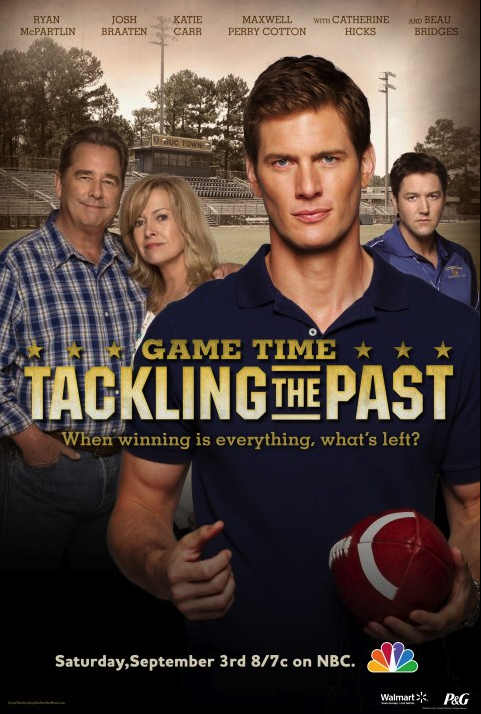 affiche du film Game Time: Tackling the Past