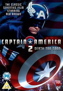 affiche du film Captain America 2