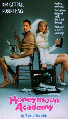 affiche du film Honeymoon Academy